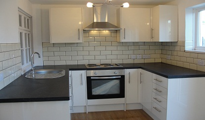 House bought and refurbished